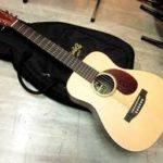 リトルマーチンは人前で十分に演奏できるギター!