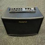 Roland AC-33をレビューしてみた!アコースティックアンプ。