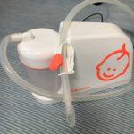 赤ちゃんの鼻水には鼻吸い機が必要!?鼻の弱い子には特に重要!