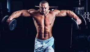 [筋トレ]肩トレに効く3つのポイント。高重量は微妙?