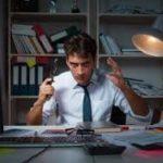 多くの人が気が付かない残業の注意点。残業の恐ろしさ。
